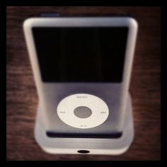 my 64GB iPod with my music...