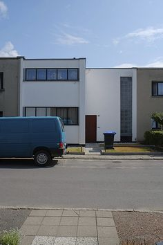 bauhaus / siedlung törten | Flickr - Photo Sharing!