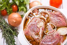 marinády na grilované mäso