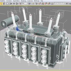 Electrical Substation, Lineman, Elk, Transformers, Technology, Moose, Tech, Tecnologia