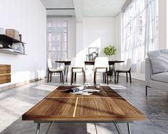 Bennett Coffee Table - Lifestyle