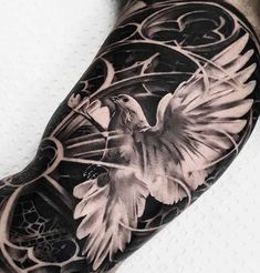 Dove Tattoo by Yz Asencio