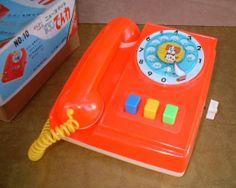 おもちゃ 電話