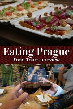 Food tours are a fantastic way to learn and experience a new culture. I had such an incredible experience with Eating Prague Food Tour come and see why in Prague Food, Prague Travel, Prague Czech Republic, Foodie Travel, Places To Eat, Food Inspiration, Travel Inspiration, Love Food, The Best