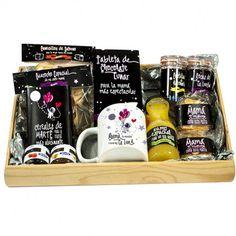 Desayuno Galáctico para mamá - Desayuno personalizado completamente para mamá, ideal para regalar en su día, en su cumple o cualquier ocasión especial