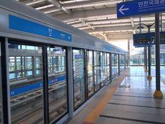 Bahnsteigtüren sind in Süd- und Ost-Asien weit verbreitet. (Foto: Andreas Sebayang/Golem.de)