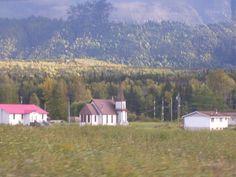 Village in northern BC
