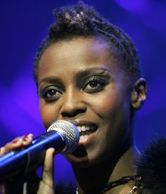 Nyy'xai Skye Edwards Music Artist (Morcheeba).