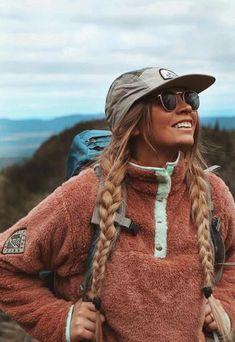 Surfergirl Style, Outdoorsy Style, Granola Girl, Camping Outfits, Hiking Outfits, Hiking Fashion, Boho Fashion, Womens Fashion, Autumn Winter Fashion