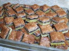 Sweet Recipes, Snack Recipes, Snacks, Czech Recipes, World Recipes, Nutella, Green Beans, Zucchini, Food And Drink