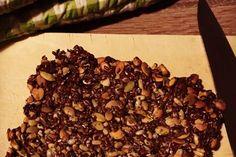 lijnzaad crackers, glutenvrij. Savory Snacks, Healthy Snacks, Fun Cooking, Hoe, Foodies, The 100, Beans, Low Carb, Keto