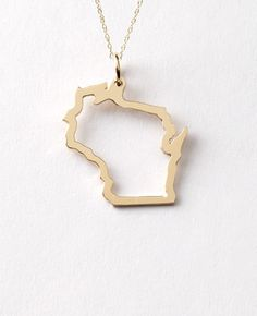 signature state necklace by maya brenner