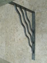 forged steel shelf brackets - Google Search