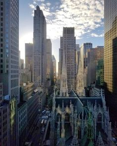 Sant Patrick's Cathedral by justine_nyc - New York City Feelings