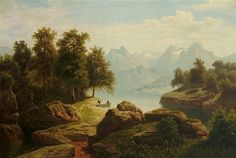 View past auction results for Theodor Wilhelm TNocken on artnet