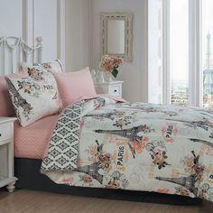 Avondale Manor 5-piece Cherie Quilt Set, Orange