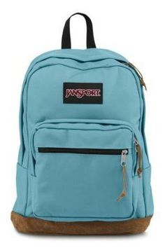 JanSport Right Pack #AcceptNoImitations - or blue Edwards favorite color for Bella to wear?
