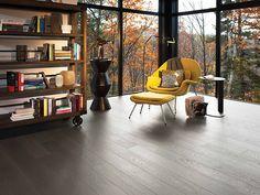 Mirage - Flair - White Oak light character Dark Leaf   The Flooring Group