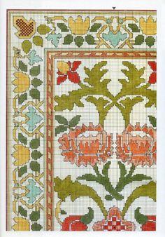 (9) Gallery.ru / Фото #76 - Художественная вышивка. Узоры, схемы, инструкции - logopedd