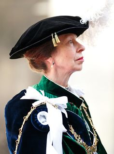 Princess Anne, The Princess Royal attends the Thistle Service at St Giles' Cathedral on July 7, 2016 in Edinburgh, Scotland. The Most Ancient and Most Noble Order of the Thistle is an order of chivalry associated with Scotland.