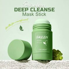 Peeling Ultrassônico, Green Tea Cleanse, Cleansing Mask, Green Tea Extract, Normal Skin, Clean Face, Wash Your Face, Oily Skin, Moisturizer