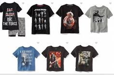 It's Star Wars Day! Old Navy is celebrating by offering FREE Shipping on orders over $25 with promo code THE FOURTH! Shop and save on your favorite styles today! I own several Star Wars tees from Old Navy, and I'll be getting a few more with this deal!
