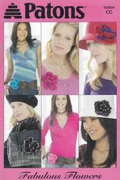 Flower Crochet Patterns