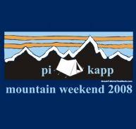 Pi kappa phi-Keep it simple. mountain weekend says it all!