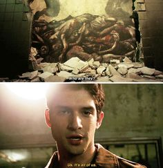 "Teen Wolf Season Episode 14 ""The Sword and the Spirit"" Scott McCall Teen Wolf Mtv, Teen Tv, Teen Wolf Cast, Tyler Posey, Newest Tv Shows, Favorite Tv Shows, Teen Wolf Season 5, Wolf Stuff, Howl At The Moon"