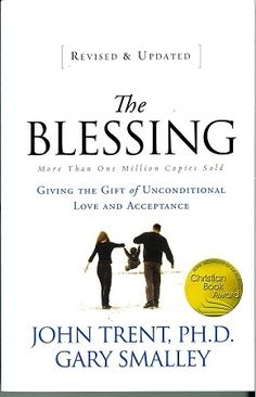 The Blessing by John Trent & Gary Smalley. This book was recommended to me by my aunt and I absolutely love it!. I've laughed, cried, and related to those feelings of those talked about in the stories. This is a very healing read and I highly recommend it.