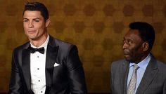 كم هدفا يحتاج رونالدو لتخطي عدد أهداف بيليه سبورت 360 قبل 5 سنوات من الآن كان الجميع غير مقتنع بتصنيف كريستيانو رونالدو مه Ronaldo Pele Cristiano Ronaldo