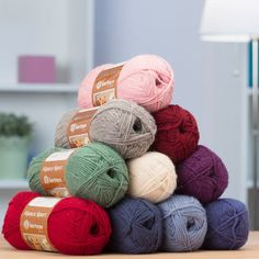 Kartopu Cotton Mix Örgü İpi - En Uygun Fiyata Hobimarkt.com'da | 236x236