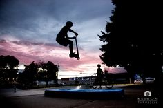 For our son, Jimmy Monday eve was a Purple orange sky Jimmy's Angels are with him At the YMCA Skate Park Giving him courage To fly on his scooter down Big slopes The winds in his soul Creatin…