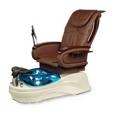 La Tulip 2 Spa Pedicure Chair - SAVE UP to 50% at eBuyNails.com >> Best Shop - Best Deals
