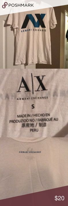add835e91738 Armani t shirt Armani t Armani Exchange Other Reusable Tote Bags