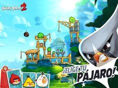 Juego Angry Birds 2 – para Android
