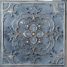 Ceiling tile faux tin smoked gold decor wall panel Welcome to my store, we supply all kind of faux painting ceiling tiles. Faux Tin Ceiling Tiles, Tin Tiles, Ceiling Tiles Painted, Tin Tile Backsplash, Ceiling Decor, Wall Decor, Pub Decor, Ceiling Design, Ceiling Fan