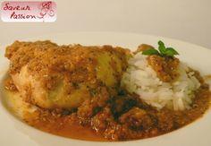 Je teste vos recettes : le poulet sindhi de Minouchkah - SAVEUR PASSION