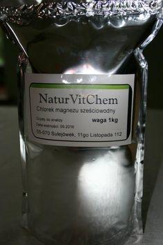 Chlorek magnezu sześciowodnego farmaceutyczny