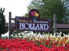 What time is it in holland michigan