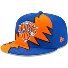 Knicks hat orange hat Islanders hat Mens blue beanie Winter orange hat Orange Winter hat Knicks hat blue hat Knit hats for men
