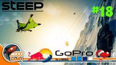 Steep Gameplay | GoPro / RedBull - STEEP CHALLENGES & STUNTS! #18 📢👍🎮
