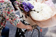 PARK & CUBE flower girl