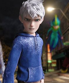 Jack Frost uploaded by Dean's Girl on We Heart It |Jack Frost Angry
