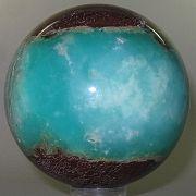 Chrysoprase-Australie Crystal Egg, Crystal Ball, Minerals And Gemstones, Natural Gemstones, Pictures Of Rocks, Stones And Crystals, Gem Stones, Love Natural, Marble Art