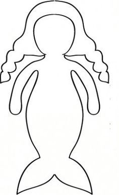 Printable Templates for Kid's Crafts: Under the Sea
