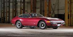 1971 Ferrari 365 GTB/4 Daytona Berlinetta by Scaglietti - Darin Schnabel ©2015 Courtesy of RM Sotheby's