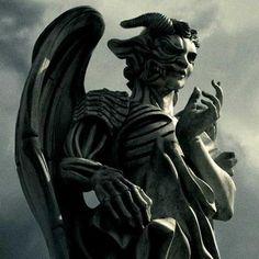Angel and Demon.