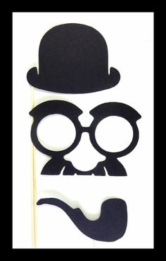 Charlie Chaplin photo props