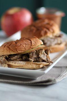 Delicious sandwich - picture